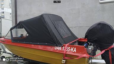 Тент крыша лодка