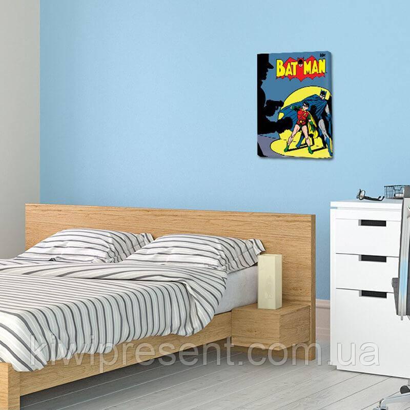 Картина Бетмен 30x40 см DC Comics 112130