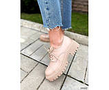 Туфли на шнурках, фото 3