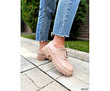 Туфли на шнурках, фото 4