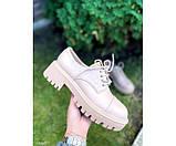 Туфли на шнурках, фото 6