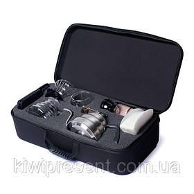 Набор для приготовления фильтр кофе Decanto 127001 в подарочном кейсе