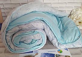 Одеяло полуторный размер 4 сезона двойное на кнопках О-800