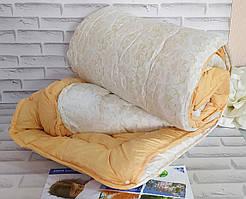 Одеяло полуторный размер 4 сезона двойное на кнопках О-801