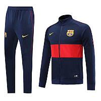 Спортивний костюм Барселона синій 2019-2020