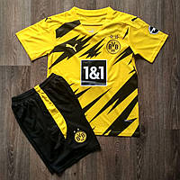 Футбольная форма Боруссия Дортмунд домашняя 2020-2021