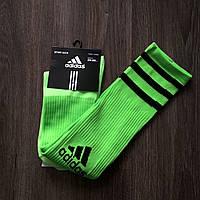 Дорослі футбольні гетри Adidas салатові BR, фото 1