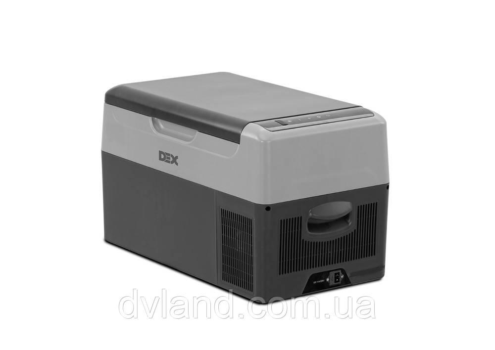 Автохолодильник-морозильник DEX G-22 22л Компресорний