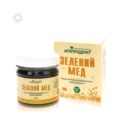 Зелений мед [Зміцнення імунітету. Спіруліна]