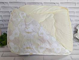 Одеяло полуторный размер 4 сезона двойное на кнопках О-804