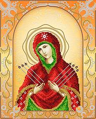 Схемы икон для вышивания бисером на атласе