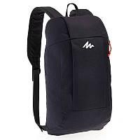 Рюкзак черный 10 литров (велосипедный, легкий, детский и городской )