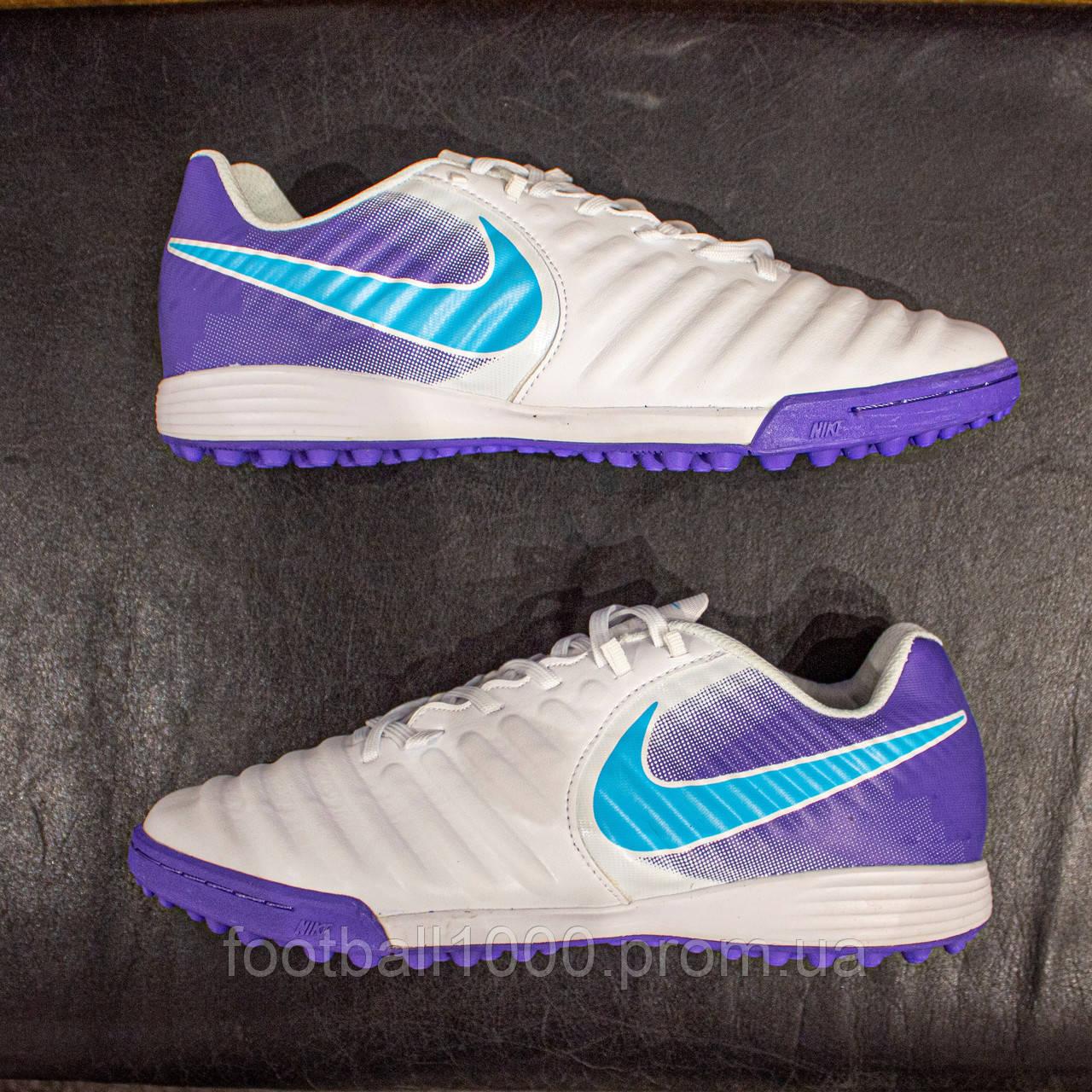 Сороконожки Nike Tiempo X Legend VII Pro TF (39-45)