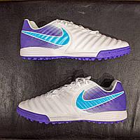 Сороконожки Nike Tiempo X Legend VII Pro TF (39-45), фото 1