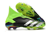 Eur39-45 футбольні буци Adidas Predator Mutator 20+ водонепроницаемые футбольные бутсы