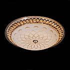 Настенно-потолочный светодиодный светильник 50 см на три режима света 70 Вт LED СветМира D-77178-500-1E G, фото 2