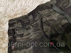 Утепленные брюки-джоггеры на мальчиков оптом, Grace, 116-146 рр, фото 2