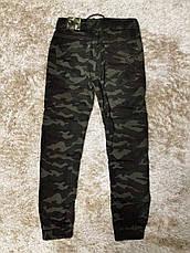Утеплені штани-джоггеры на хлопчиків оптом, Grace, 140-170 рр, фото 3