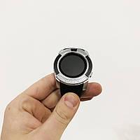 Умные смарт-часы Smart Watch V8. Цвет: серебро GP