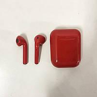 Беспроводные Bluetooth наушники TWS i31-5.0. Цвет: красный GP