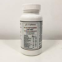 Витамины Altopharma мультивитамины для мужчин ADEK B C WEGE - 120 капс GP