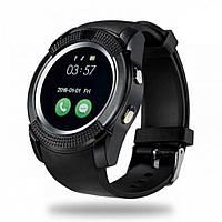Умные смарт-часы Smart Watch V8. Цвет: черный GP