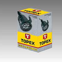 Лампа переносная c пластиковой решеткой, Topex