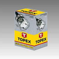 Лампа переносная c решеткой, Topex