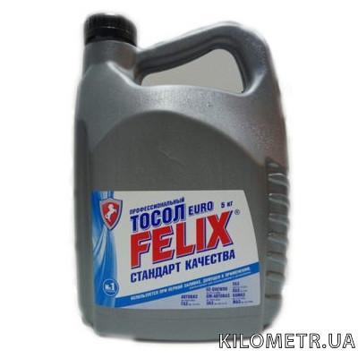 Тосол Felix -35C синій 5л