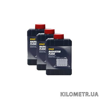 Промывка радиатора Mannol   Radiator Flush 9965  325мл (894195)