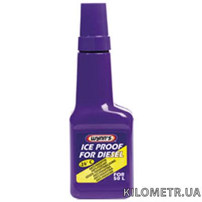 Антигель wynn's Ice Proof for Diesel 125мл,