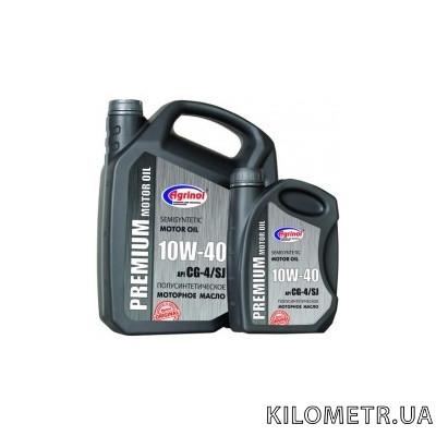 Масло моторное AGRINOL 10W-40 SG/CD 1л
