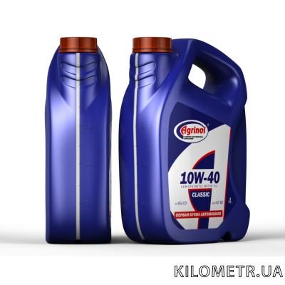 Масло моторне AGRINOL 10W-40 SG/CD 4л