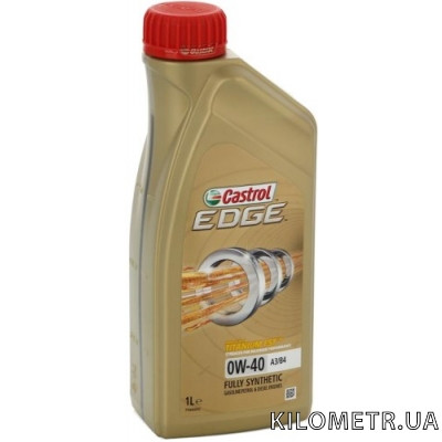 Олива моторна Castrol Edge 0W-40 1л