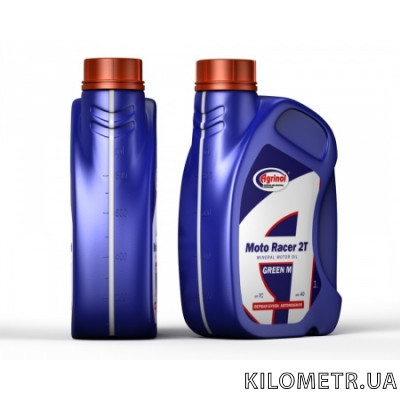 Масло моторне Agrinol Moto Racer 2T 1л