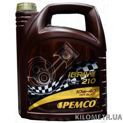 Масло моторное Pemco IDRIVE 210 10W40 4л