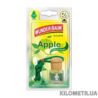 Освіжувач повітря пляшечка WUNDER-BAUM APPLE 5мл