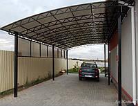 Навес гараж для авто