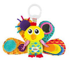 М'яка іграшка-підвіска Lamaze Павич з пискавкою (L27013)