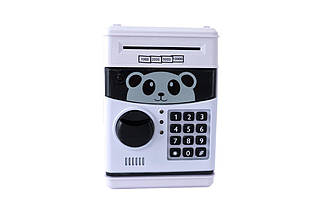 Скарбничка сейф Elite - панда (EL-510-1), (Оригінал)