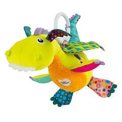 М'яка іграшка-підвіска Lamaze Дракончик махає крилами (L27565)