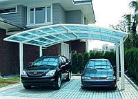 Металлические арки для навеса