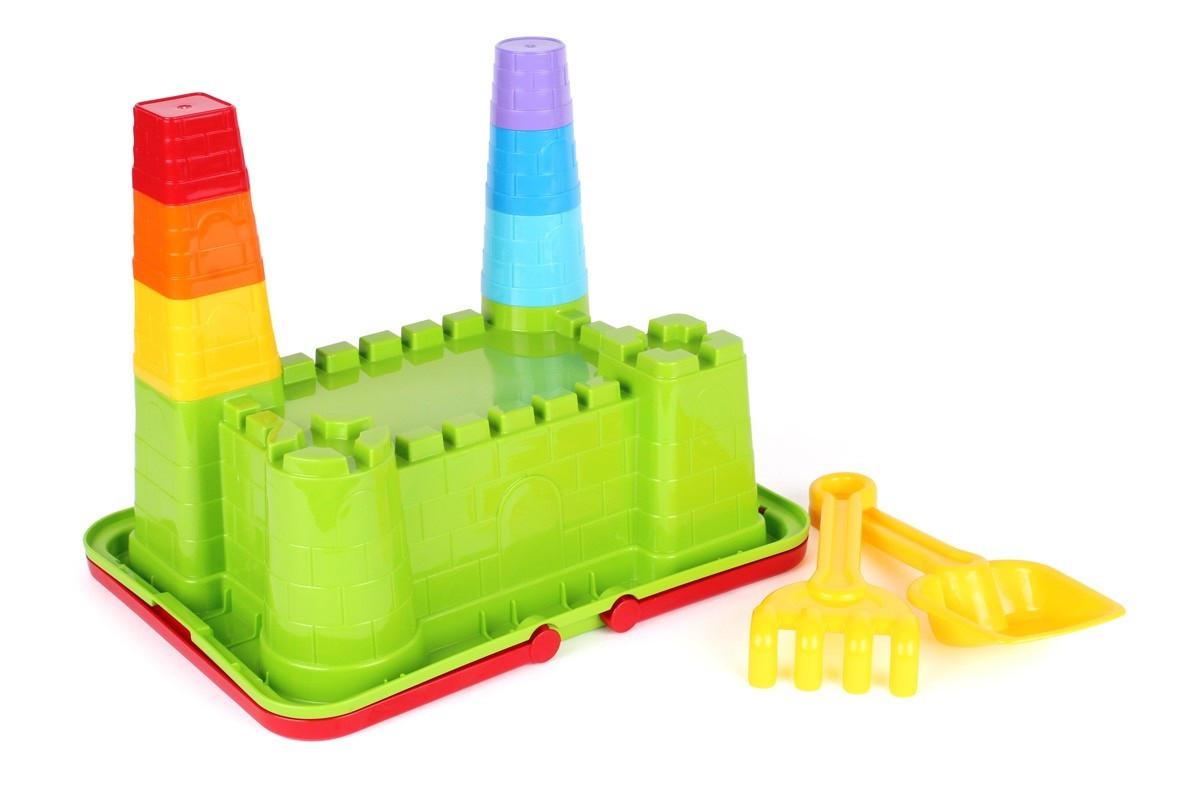 Іграшка «Набір для гри з піском ТехноК», арт. 4500