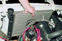 Замена водяного радиатора