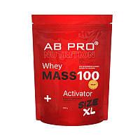 Вітамінний AB Pro Mass 100 Whey Activator, 2.6 кг Ваніль