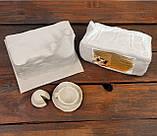 """Біла глина для творчості """"ПР"""" 3 кг - натуральна біла глина, каолінова глина для ліплення, фото 2"""