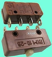 П1М10-2В Микропереключатель