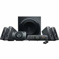 Акустическая система Logitech Z906 (980-000468) | Аудиосистема 5.1 Logitech Z906 мощностью 500 Вт