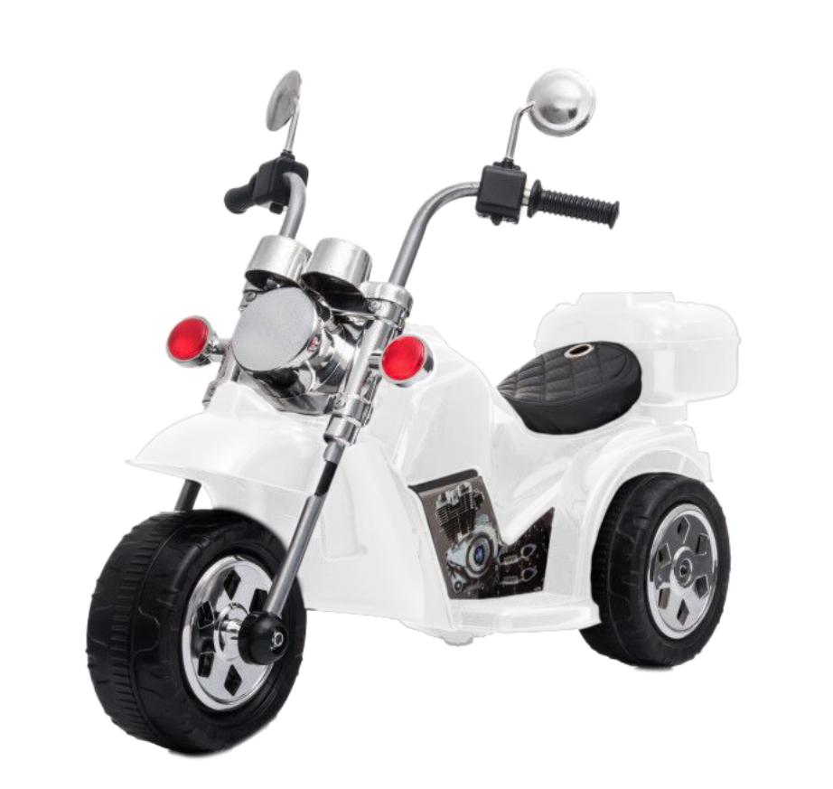 Детский мотоцикл Harley-Davidson T-7230 белый
