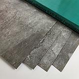 Самоклеющаяся виниловая плитка для пола и стен Sticker Wall ПВХ глянец 600х300х1,5мм СВП-103, фото 2